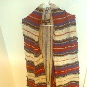 Sam Edelman Sweater Shawl